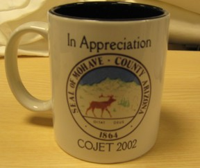 Mohave County Mug