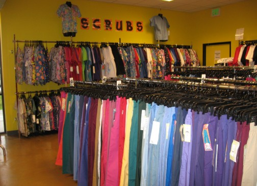 Medical Scrubs at Silly Cactus
