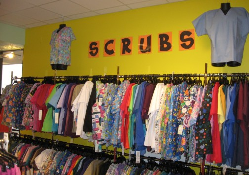Even More Medical Scrubs at Silly Cactus